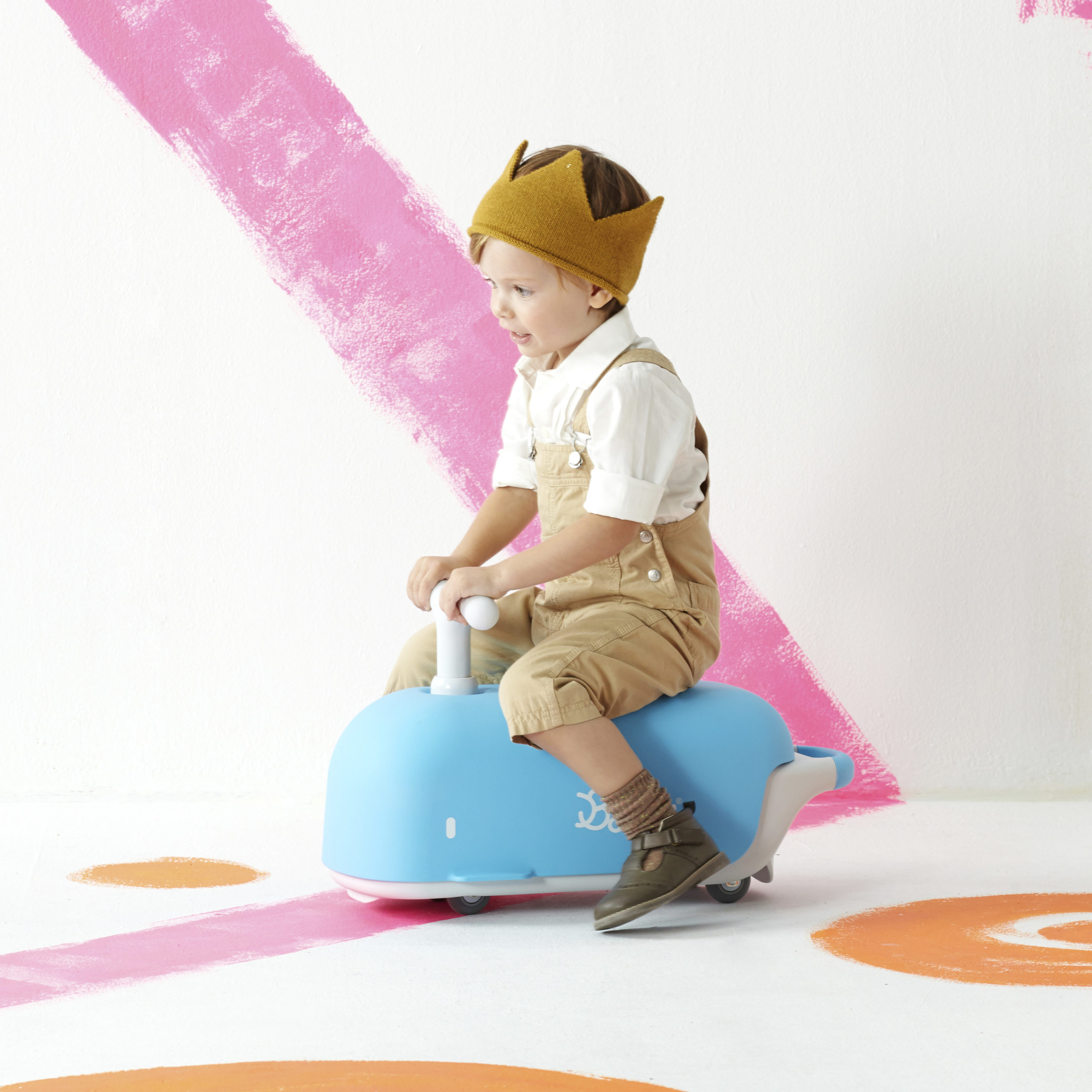 Bontoy-The Features-Easy Driving